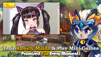 Sword Cat Online - Indie Anime MMO Action RPG