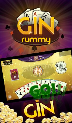 Gin Rummy - Offline Free Card Games apkdebit screenshots 10