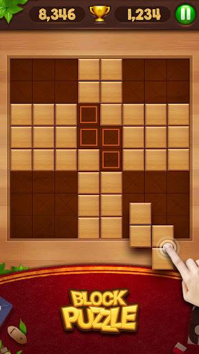 Wood Block Puzzle android2mod screenshots 4