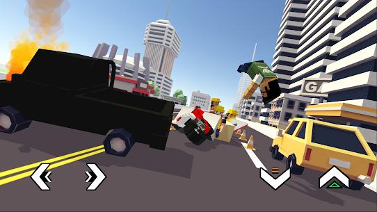 Blocky Moto Racing 🏁 – Motosiklet Simülatörü Full Apk İndir 5