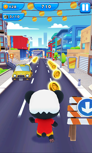 Panda Panda Run: Panda Runner Game  screenshots 1