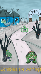 Monsters Zombie Evolution - clicker tap free game