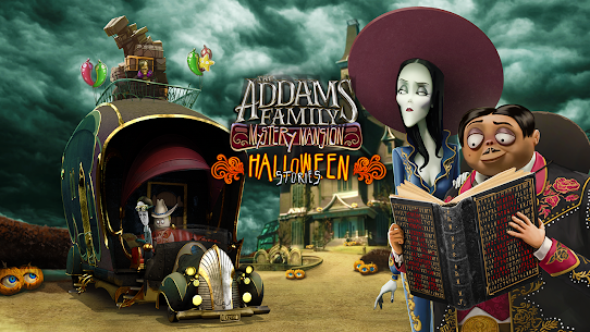 Addams Family: Mystery Mansion – The Horror House! 1