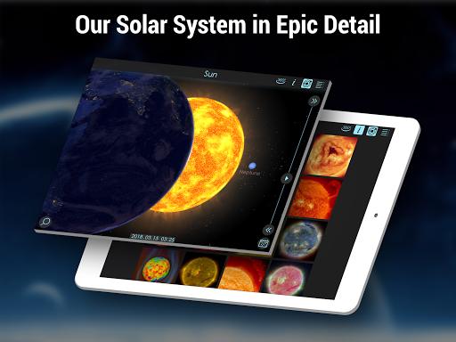 Solar Walk 2 Freeuff1aEncyclopedia of the Solar System 1.6.4 Screenshots 8