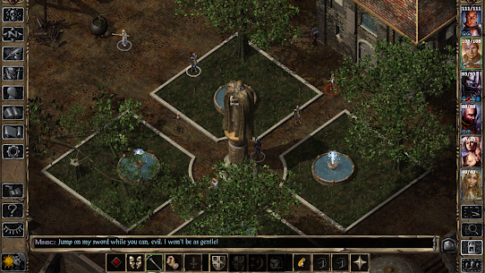 Baldur's Gate APK + OBB Download For Android – (Updated 2021) 5