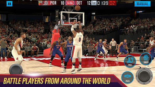 NBA 2k21 Apk + OBB (Latest) For Android 9