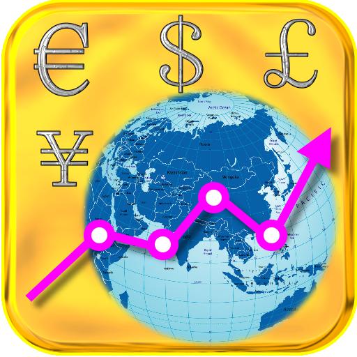 Conversor de divisas con cotización en vivo