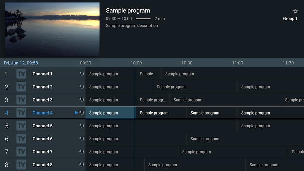 TiviMate IPTV Player  poster 9