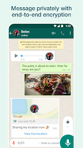 WhatsApp Messenger 2.21.10.4 Apk 2