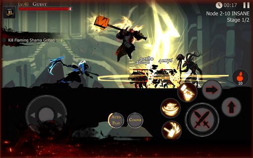 Shadow of Death: Dark Knight - Stickman Fighting 1.95.2.0 screenshots 22