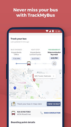 redBus - Worldu2019s #1 Online Bus Ticket Booking App  Screenshots 4