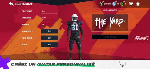 Madden NFL 21 Mobile Football APK MOD (Astuce) screenshots 5