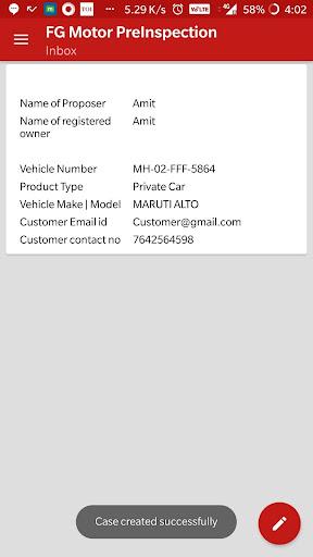 Motor Vehicle Inspection app  screenshots 5