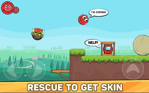 Roller Ball Adventure: Bounce Ball Hero android2mod screenshots 12
