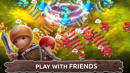 Mushroom Wars 2: Real-time war strategy ud83cudf44 Defense  screenshots 3