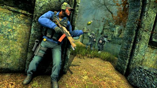 Modern Warfare action: Offline Critical games Apkfinish screenshots 2