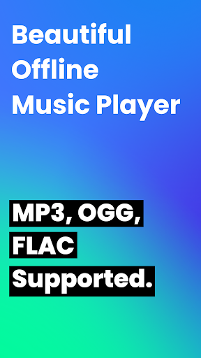 Offline Music Player & MP3 Player  screenshots 1