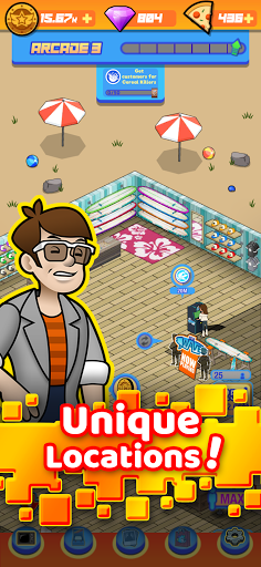 My Arcade Empire  screenshots 2