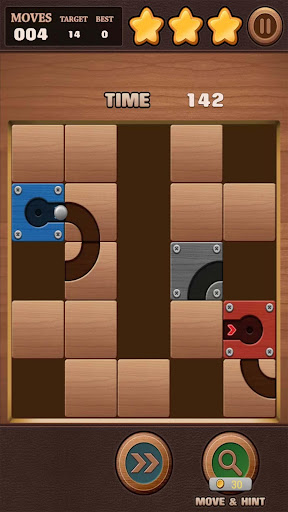 Moving Ball Puzzle modiapk screenshots 1