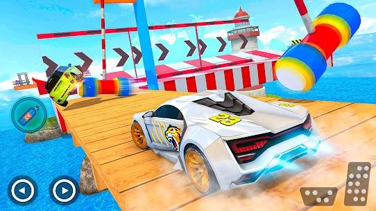 Ultimate Car Stunts: Car Games MOD APK (Unlimited Money) 4