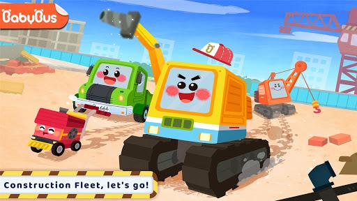 Little Panda's Construction Truck  screenshots 1