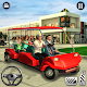 Shopping Mall Radio Taxi: Car Driving Taxi Games cover