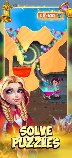 Fancy Blast: Puzzle in Fairy Tales  screenshots 6