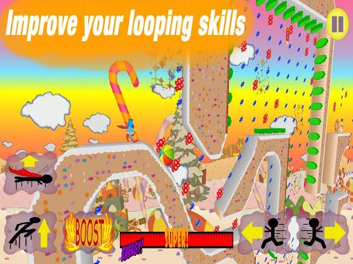 Doode Loop - Supersonic speed parcour summer surf  screenshots 4