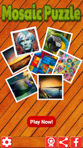 Mosaic Puzzle  Apps For Pc | How To Use (Windows 7, 8, 10 And Mac) 1