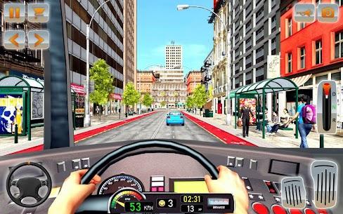Modern Bus Driving Simulator: Bus Games 2021 3
