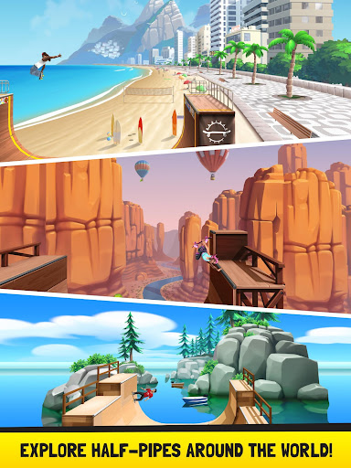 Flip Skater 2.31 Screenshots 9