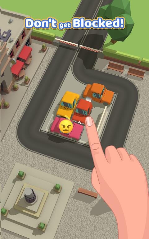 Parking Jam 3D poster 9