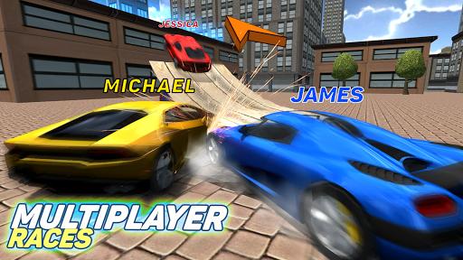 Multiplayer Driving Simulator 1.09 screenshots 8