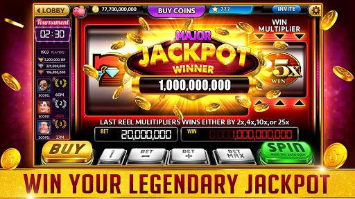 Wild Classic Slotsu2122 - Best Wild Casino Games 5.3.2 screenshots 4
