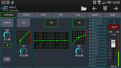 Mixing Station XM32 android2mod screenshots 4
