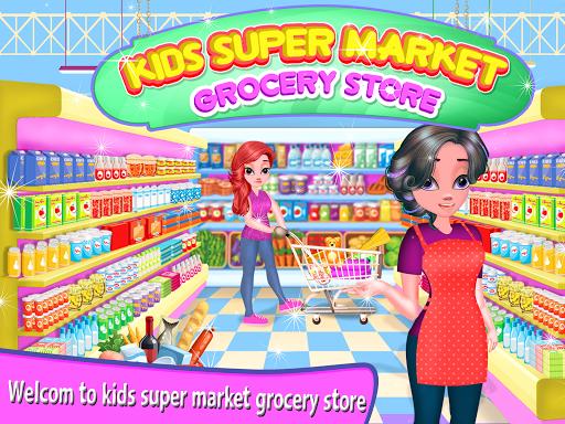 Girl Supermarket Shopping Mall  screenshots 1