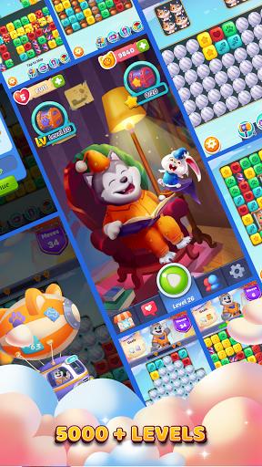 Pet Blast Puzzle - Rescue Game 1.1.0 screenshots 16