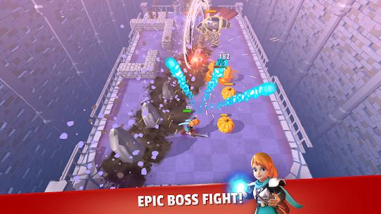 Dashero: Archer Sword 3D – Offline Arcade Shooting Mod 0.0.15 Apk [Unlimited Money] 5