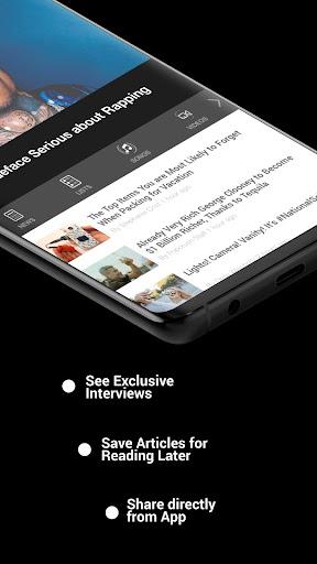 XXL - Hip-Hop News, Rap Music android2mod screenshots 3