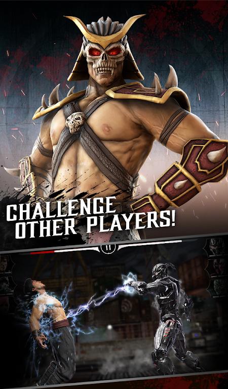 MORTAL KOMBAT: The Ultimate Fighting Game!  poster 2