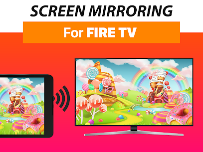 Screen Mirroring Pro for Fire TV Apk 5