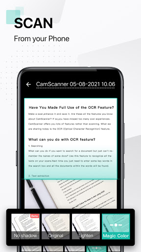 CamScanner - PDF Scanner App Free screen 1