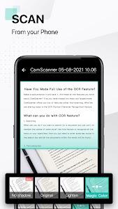 CamScanner - PDF Scanner App Free 6.2.0.2110102000 (Premium) (Mod) (Arm64-v8a)