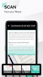CamScanner Premium APK (MOD, Pro License Cracked) 5.42.0 full version 1