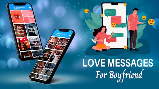 Love Messages for Boyfriend – Share Flirty Texts 1