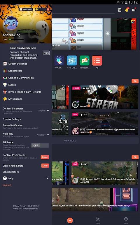 Omlet Arcade - Screen Recorder, Live Stream Games poster 16