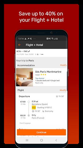 Opodo: Book cheap flights and travel deals screenshots 3