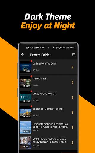 Video Downloader, Private File Downloader & Saver apktram screenshots 20