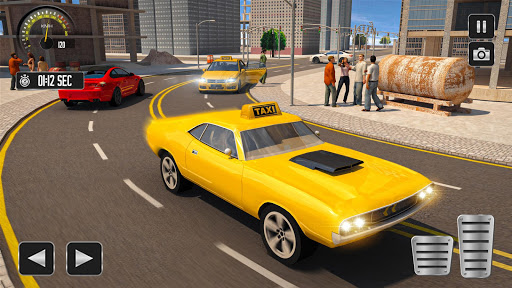 City Taxi Driver 2020 - Car Driving Simulator  screenshots 9