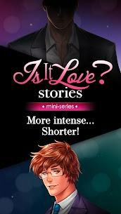 Is it Love? Stories MOD Apk 1.4.373 (Unlimited Energy) 1